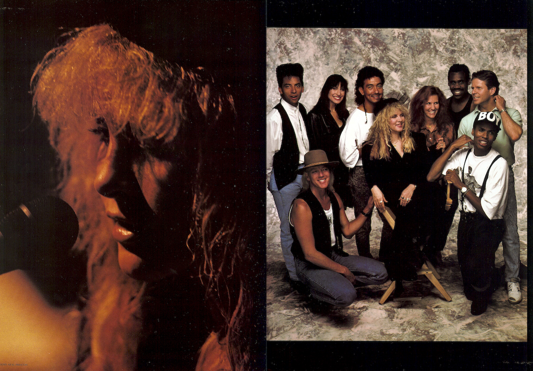 Stevie Nicks Her Music Tour Archive 1989