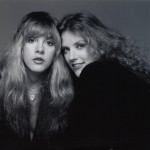 stevie nicks & robin anderson 1976