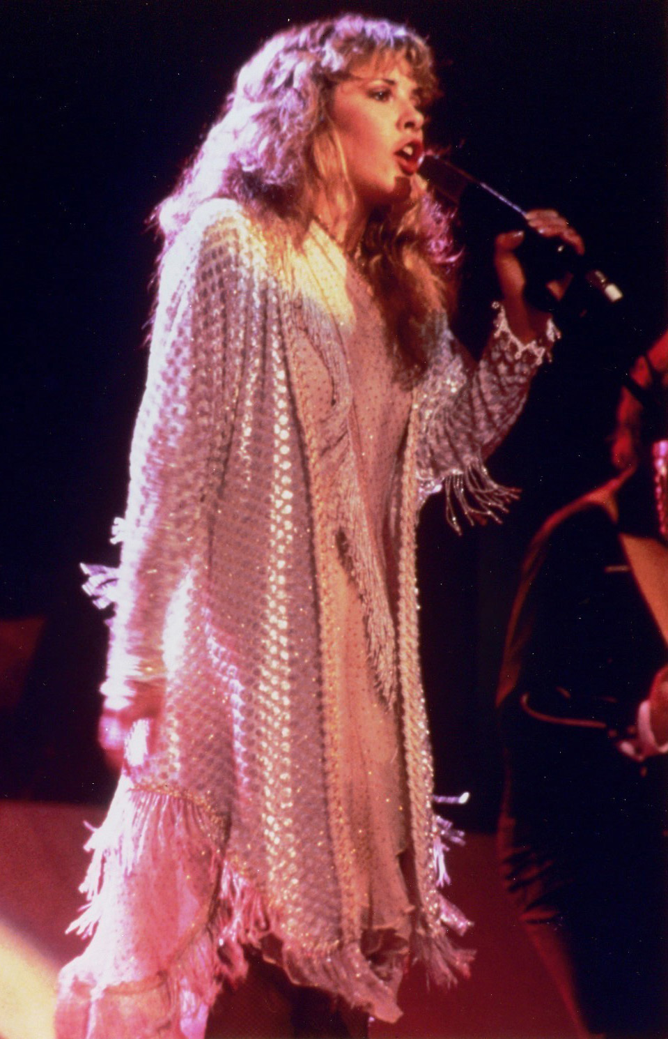 stevie nicks live 1981