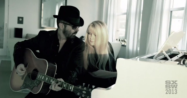 Dave Stewart and Stevie Nicks In Your Dreams SXSW