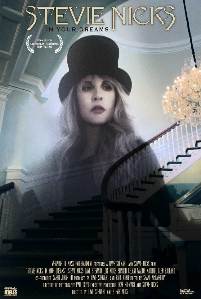 stevie nicks: in your dreams documentary