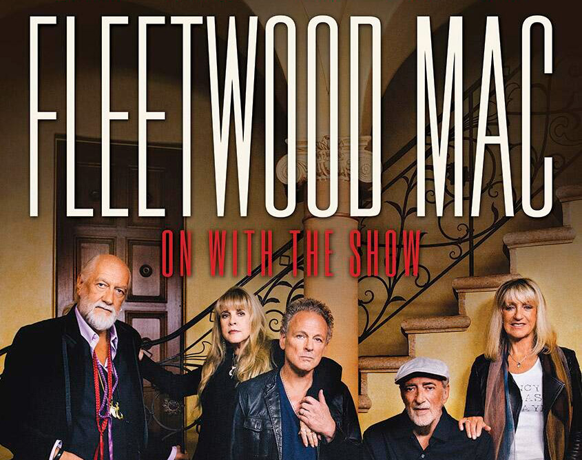 fleetwood mac on with the show 2014