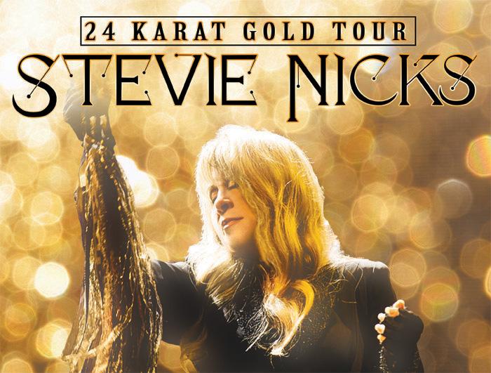stevie nicks 24 karat gold tour