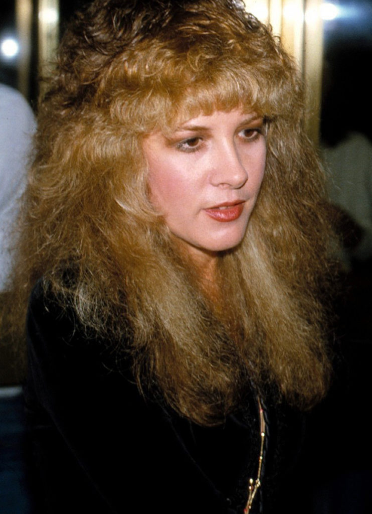 stevie nicks candid 1981  u2013 the changing times of stevie nicks